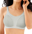 Bali Active Class Extra Coverage Foam Wirefree Bra 6569