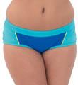 Curvy Kate Ocean Drive Short Swim Bottom CS2413