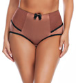 Parfait by Affinitas Charlotte High Waist Brief Panty 6917