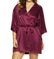 Jezebel Gem Plus Size Kimono Robe 999890