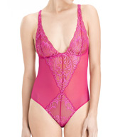 Natori Feathers Bodysuit 746023