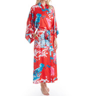 Natori Chianti Printed Robe A74005