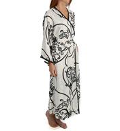 Natori Selis Printed Charmeuse Robe Z74174