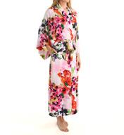 Natori Waterspring Printed Robe Z74287