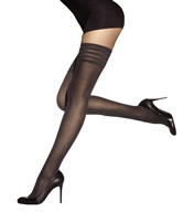 Wolford Velvet De Luxe 50 Stay-Up 20942