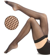 Wolford Grid Stay Ups 21593
