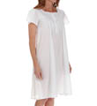 Thea Opal Short Sleeve Gown 7035