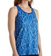 MSP by Miraclesuit Print Haven Reversible Racerback Tank 4096