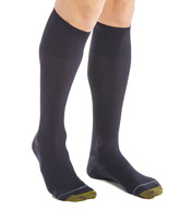 Gold Toe Metropolitan Over The Calf Dress Socks - 3 Pack 101H